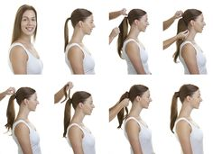 Flip In Hair extensions ponytail Flip In Hair Extensions, Ponytail Extension, Hair Flip, 100 Human Hair, Flipping, Natural Hair Styles, Hair Beauty, Take That, Hairstyle