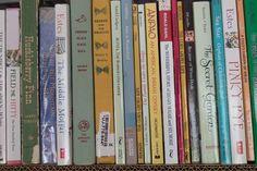 kitaplara yakından bakış...