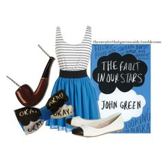 """The Fault In Our Stars"" by khristianallen on Polyvore"
