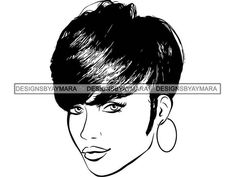 African Hairstyles, Afro Hairstyles, Black Girl Art, Black Art, Art Girl, Black Girls, Puffy Hair, Woman Silhouette, Silhouette Art