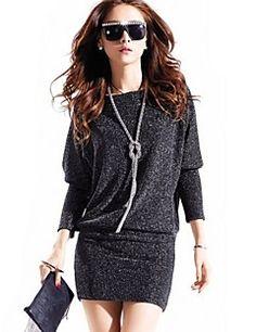 Givenchy&sólido vestido cor bodycon de uma mulher