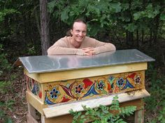 Interesting concept....Natural Beekeeping | Free Plans | Long Langstroth Hive