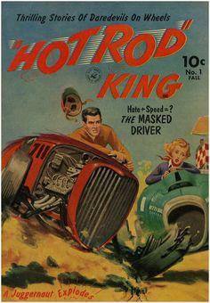 Hot Rod King (No.11952)