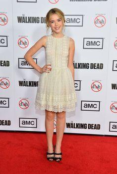 Kiernan Shipka is the most stylish 13-year-old we know! http://nym.ag/12EDWyI