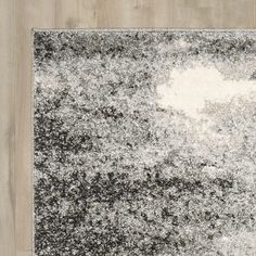 Found it at Wayfair - Vulpecula Grey & Ivory Area Rug
