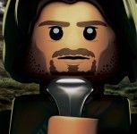 Aragorn LEGOs! Eeeepppp!!! Might wish for this. *biting nails*