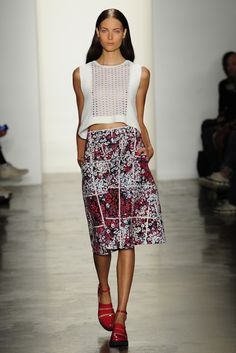 Timo Weiland RTW Spring 2014