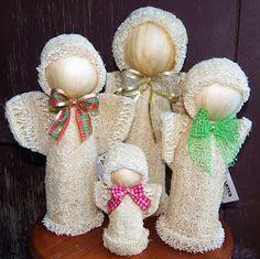 JeArtes: Artesanatos de Natal