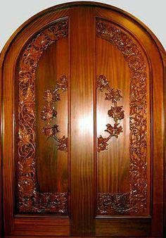wooden carving doors                                                       …