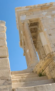 Acropolis, Athens Ancient Ruins, Ancient Greece, Ancient Architecture, Art And Architecture, Places To Travel, Places To See, Foto Gif, Northern Italy, Greece Travel