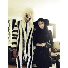100 Halloween Couples Costumes for You and Your Boo via Brit + Co.