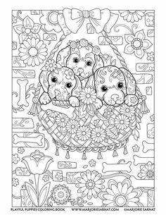 √ Dog Coloring Pages for Adults . 4 Dog Coloring Pages for Adults . the Best Printable Adult Coloring Pages Puppy Coloring Pages, Summer Coloring Pages, Mandala Coloring Pages, Coloring Pages To Print, Coloring Book Pages, Coloring Sheets, Colouring, Kids Coloring, Fairy Coloring