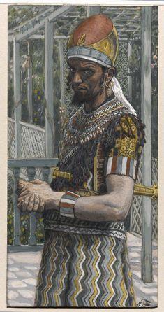 Дж. Тиссо. Ирод Великий. 19 век