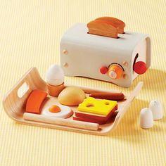 Breakfast in Bed Play Set - Too Cute!