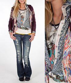 'Get Layered'  #buckle #fashion  www.buckle.com
