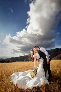 orange county wedding photography rural bride country wedding bride figueroa mountain farmhouse amazing photograph dramatic sky