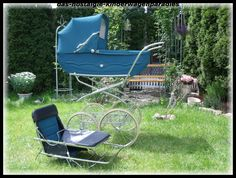 Outdoor Chairs, Outdoor Decor, Baby Carriage, Prams, Strollers, Petra, Kids And Parenting, Retro Vintage, Dolls
