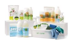 Shaklee Get Clean Household Mini Kit Offers Ecological and Economical Cleaning Solutions!