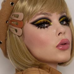 """💕Lizzie💕 on Instagram: """"Oh, hi warm tones. How are ya? 😝 My fav look ever. And idk what else to say 🙃 on an off note, this look gave me a Stye and there's that 🤬 :…"""""""