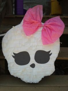DIY...Monster High Piñata