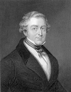 Sir Robert Peel, 2nd Baronet, Prime Minister of Great Britain (1834-1835 and for Victoria as well), founder of the police force. (Are you a RAPper or a RAPscallion?)