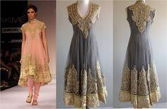 Anarkali suit - Outfit #desi #indian #pakistani #southasian #wedding #fashion