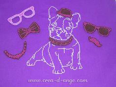 Accessoires du chiot Bulldog