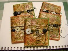Fabric Journals, Journal Paper, Art Journals, Fabric Paper, Diy Paper, Tissue Paper, Paper Book Covers, Paper Mache Crafts, Seed Paper