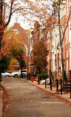 Bellavista neighborhood of Philadelphia, Pennsylvania, U.S   by David OMalley