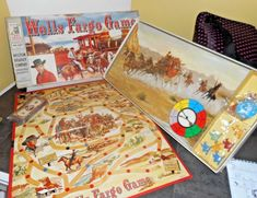 Very Good Complete Condition. Vintage Board Games, Milton Bradley, Wells, The 100, Ebay