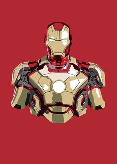 Iron Man by Matt Waring