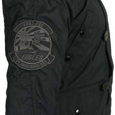 Alpha Industries Explorer Women Parka black