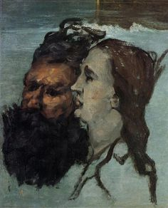 Paul Cezanne - Constrats 1869 /1870