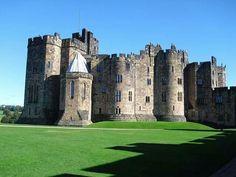 Castello di Alnwick Inghilterra