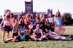 PCU sports team - Hippies!
