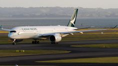 Photo of B-LRJ - Airbus A350-941 - Cathay Pacific Airways