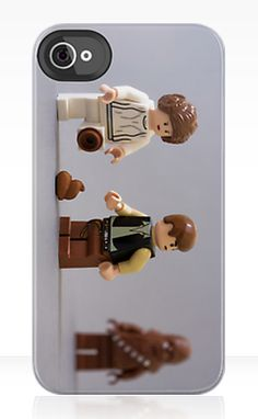 Bad Wookie! // Star Wars iPhone Case