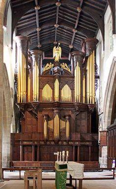 St Nicholas Cathedral, Newcastle - Organ