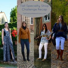 a06e3864873 Tall fashion challenge! I only bought clothing from tall shops for 2015 and  discovered some