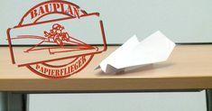 Langeweile und nichts zum Ablenken dabei? Ein Klassiker hilft aus - Papierflieger! Doch häufig werden diverse Falttechniken ausprobiert, die die Konstruktion nicht wirklich fliegen lassen. Doch mit diesem Trick gelingt Ihnen garantiert der Lamborghini unter den Papierflugzeugen.