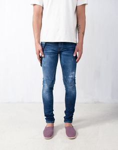 :JEANS SKINNY FIT