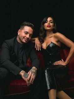 J Balvin e Anitta: dupla canta nova música juntos, pela primeira vez, logo mais em Las Vegas (Foto: Divulgação)