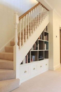 Inspiring Remodel Storage Stairs Ideas20