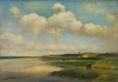 From Amagansett to East Hampton by George H. Bogert / American Art