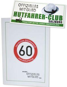 """""""Willkommen+im+Club"""" Cordial, Cards"""