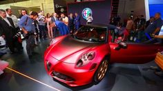 This special edition Alfa Romeo 4C was created with the help of Garage Italia Cu