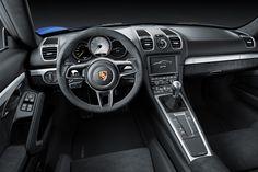 Porsche Cayman GT4 6