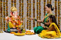 30 Stunning Photos of India's Iconic Ganesh Festival: Ganesh Festival…