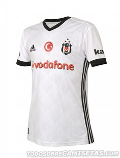 0d16264a6 Beşiktaş Adidas 2017-18 Kits. Mm10 · Maillot foot · Fenerbahçe Chemise De  Polo