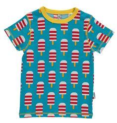 maxomorra t-shirt mit eis print bei heldenkind